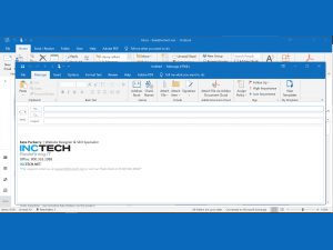 INCTech Blog Microsoft Outlook hackers private emails