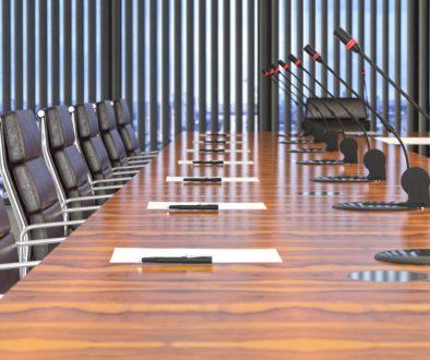 conference room setup header