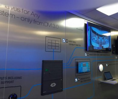 Crestron: A Leading Audio Video Automation Solution - New York showroom.