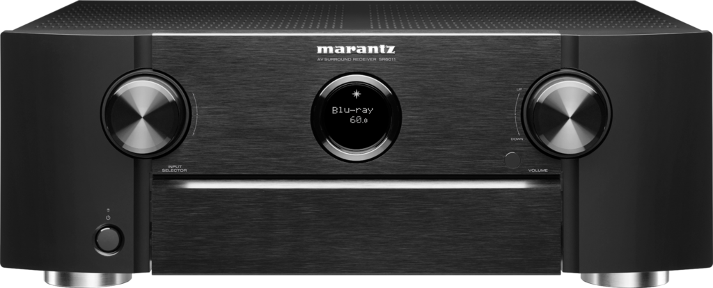 high fidelity audio installation - marantz