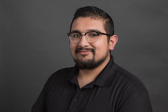 Joel Garcia <br/>Operations Assistant