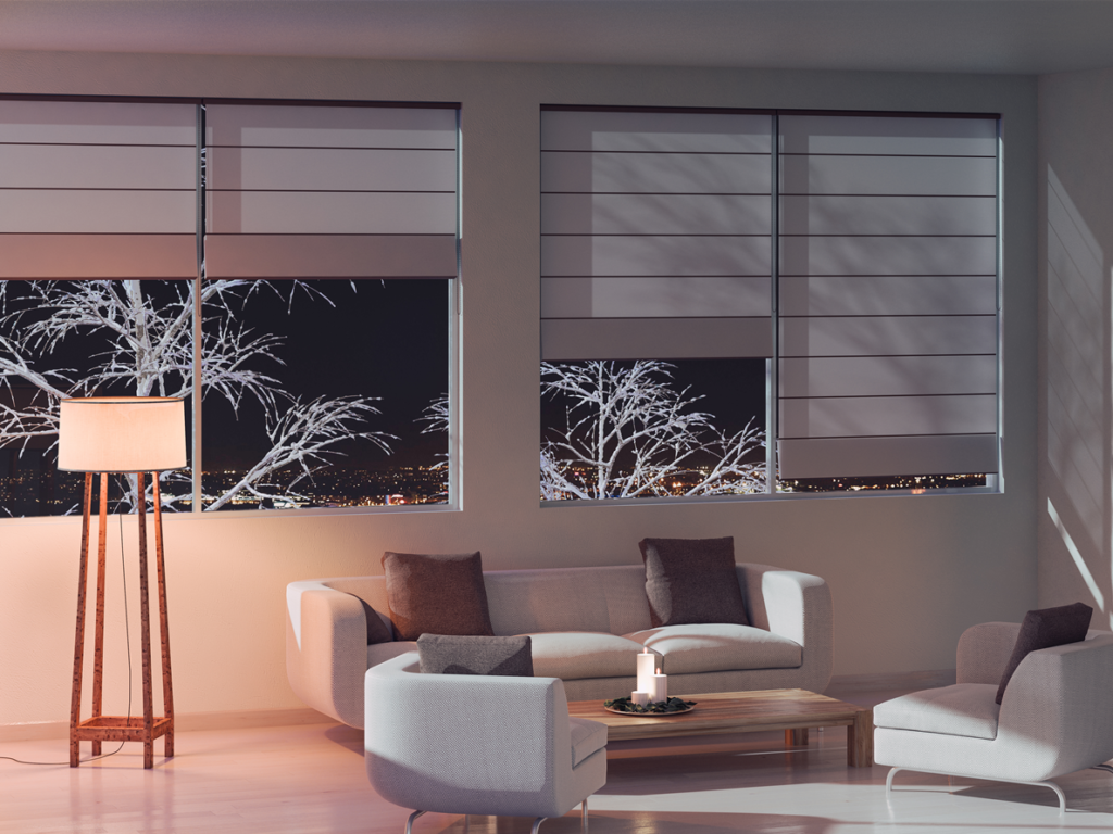 Remote Controlled Blinds and Doors