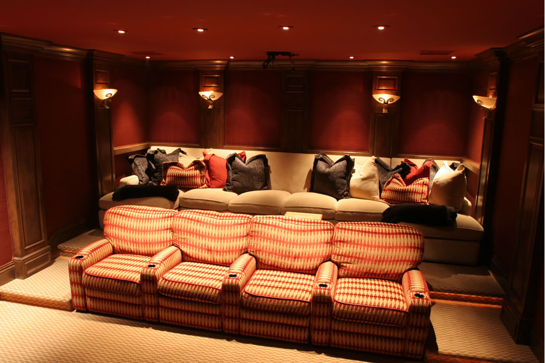 Media Rooms Installing And Designing Home Theaters Hollywood