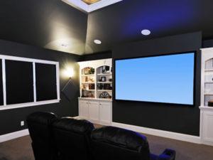 INCTech Blog Home Theater Installation
